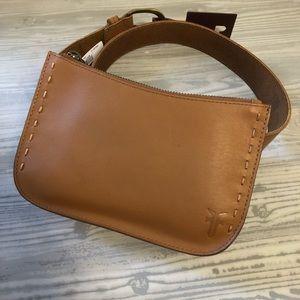 Frye Fanny Pack Belt genuine leather large